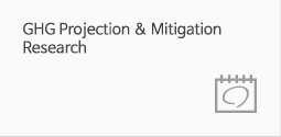 GHG Projection & Mitigation Research